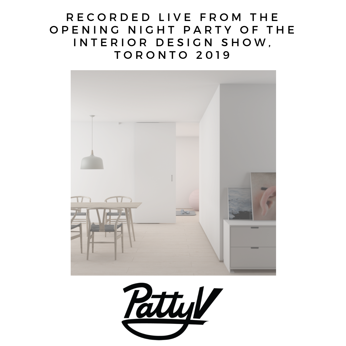 The Interior Design Show Toronto 2019 Dj Patty V Corporate Wedding Club